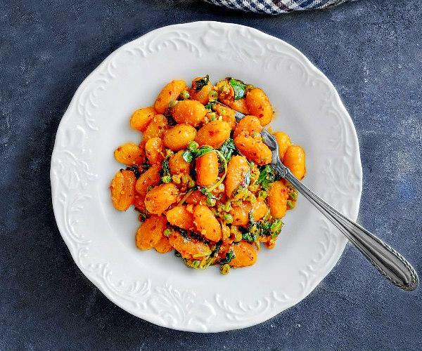 creamy tomato gnocchi recipe